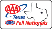 AAA Texas NHRA Fall Nationals